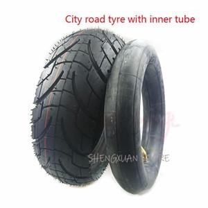 오토바이 바퀴 타이어 10 인치 80 / 65-6 255x80 내부 외부 타이어 전기 스쿠터 용 오프로드 타이어 속도성 그레이스 제로 10x * 3.01