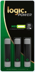 2022 Logica economica ECIG Logic Power Refill 3x cartucce premium 10pcs / lot più caldo in NY NJ FL Mercato