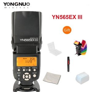 YONGNUO YN565EX III WirelessL Slave Flash Speedlite GN58 High Speed Recycling System Supports USB Firmware Upgrade for1