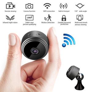 A9 Wifi Mini Ip Camera Indoor Night Version Micro Camera Camcorder Voice Video Recorder Security Hd Wireless Mini Camcorders