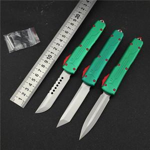 Micro MT tech ut85 pocket automatic knife bounty hunter 150-10 self defense hunting survival knife C07 A16 A07 ut88 combat dragon Auto knife