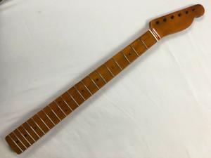 25.5inch Guitar Neck 21 Fret Maple fingerboard Electric Guitar Part Replacment 1pc