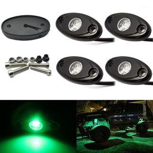 9W Car LED Chassis Light Automobile Motorcycle Wrangler Wheel Eyebrow Car Bottom Atmosphere Light Bottom Atmosphere1