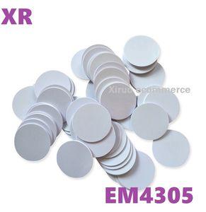EM4305 T5577 Copia de la tarjeta de la moneda Reescribible Reescribe la reescritura EM ID RFID 125KHZ Proximity Token Badge Entrada de puerta de entrada PROXIMIDAD TARJETA RFID