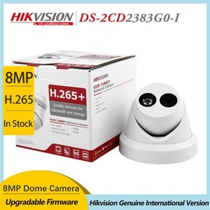 Hikvision DS-2CD2383G0-I Replace DS-2CD2385FWD-I 4K 8MP 120 dB WDR Fixed Turret Network Camera Fixed Dome IP Camera H.265+