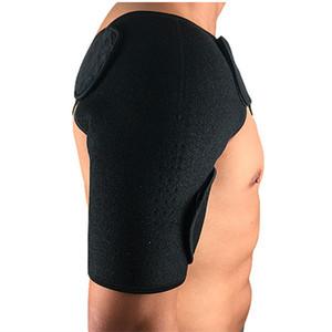 1 Pc Shoulder Support Strap Men Women Breathable Adjustable Bandage Shoulder Protection Gym Sports Safety Care E131