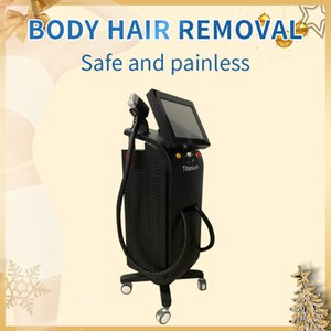 Diode Laser 808 1064 755nm 808 Diode Laser Hair Removal Machine Price Alexandrite Soprano triple wavelength long working hour Christmas Sale