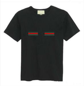 Menswomens T Shirt 2021 Yaz Tasarımcı Giysi Moda Severler Kısa Kollu Lüks Pamuk Streetwear Casual Mem Kadın Tees T-Shirt Tops