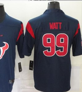 Men Houston 4 99 jersey male Shirt Embroidered 100% and 2020 Big team logo Limited American Football jerseys a0