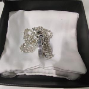 Top Quality 925 Sterling Silver Colar Cadeia Novos Produtos 45cm Colar Unisex Casal Declaração Colar De Moda Selvagem Fornecimento de jóias