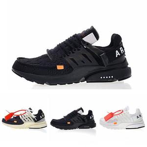 2021 Nuevo Original Presto V2 Ultra BR TP QS Negro X Zapatillas para correr Deportes baratos Mujeres Hombres fuera Chaussures Zapatillas blancas 36-46