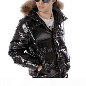 Winter Down Jacket Klassische Männer Designer Kugeljacke für Herrenbekleidung Hommes Outdoor Marke Warme Mäntel S02 Plus Größe
