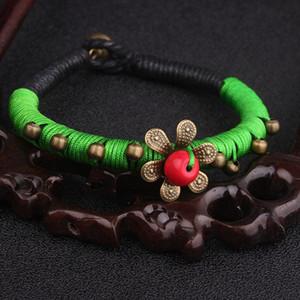 Женщины этнические браслеты, ручной работы винтажные крутящие моменты браслеты, моды антикварные латунные ювелирные изделия очарование манжеты браслет