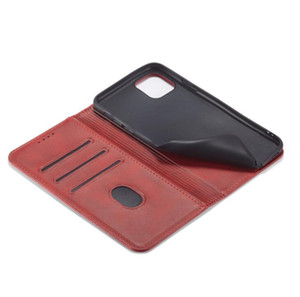 Suitable for iphone12 leather case to customize Apple 11 pro mobile phone shell 78plus XS MAX flip cover unlocked cell phones