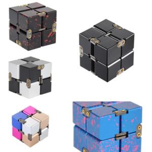 WY6MN اليد المقدسة اليد الطالب Rubik's Decumpression Cube 2x2 Metal DDH Infinite Cube Rubik مكعب مسابقة كاملة في المبتدئين