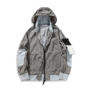 topstoney 2020 FW Spring And Autumn man Jacket New Loose man Windbreaker Street Style Fashion mens Coat