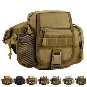 Waterproof Men Waist Bags Nylon Waist Bag Men Fanny Pack Camouflage Travel Outdoor Bag Heuptas