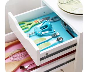 29cm * 45 cm può essere tagliato frigorifero Pad Antibatterico antiepoulico Antibatterico Assorbimento dell'umidità Pad tappetino tavolino