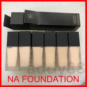 LIVRAISON GRATUITE Nouveau maquillage du visage Toute la journée Lumineuse Liquide Fondation Liquide de 30 ml 6 Couleurs Base de maquillage Cachemêque