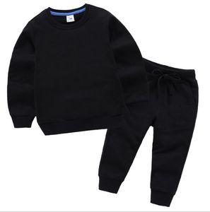 Nouveau bébé Logo de luxe Logo Designer Garçon Garçon T-shirt Pantalons Supplément Enfants Brand Enfants 2PCS Coton Vêtements Ensembles de 1-8t ans Enfants Ensembles