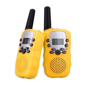 T388 Bambini Radio Toy Walkie Talkie Kids Radio UHF Due Way Radio T-388 Bambini Walkie Talkie Pair per ragazzi