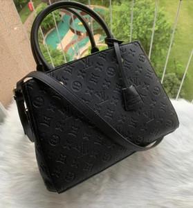 Diseñadores de alta calidad Cuero genuino Cuero de vaca Bolsos de hombro Messenger Bag Classic Square Bag Fashion Handbag Luxury Women's Fashion Tote