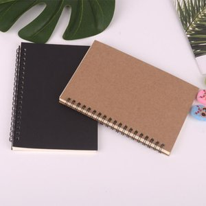 2020 New Trend 50 Simple Notebooks Practical Office School Notepad Creative Drawing Graffiti Book Daily Note Notebook