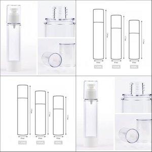 15 120 ملليلتر محمولة مستحضرات التجميل زجاجة متعددة مواصفات الرجال النساء مستحلب شفافة رش البلاستيك فراغ قارورة 3 22de J2