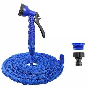 100FT Garden Hose,Feet Expandable Flexible Garden Water Hose with Spray Nozzle 7 Function for House  Car  Yard Wash