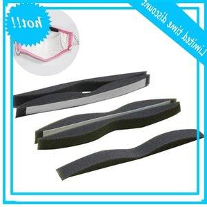 10 pcs DIY auto adesivo esponja pads tira para máscaras confortável selo nariz ponte pad máscara acessório swy wmtspy