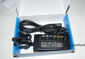 Notebook del laptop universale più nuovo universale 96W 4.0a DC AC - Caricabatterie DC Adattatore di alimentazione 12V / 16V / 20V / 24V con spina Spedizione gratuita