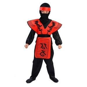 Cosplay Party Naruto Bambini per bambini Halloween Show Dress Dance Costume