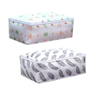 Home Clothes Quilt Pillow Blanket Storage Bag Travel Luggage Organizer Bags Home Storage and Organization Quilt Organizer