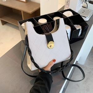 Trapezoidal Underarm Handbag 2020 Crossbody Handbags And Purses Female Travel Luxury Bag Q1119