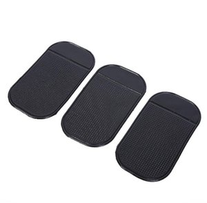 Anti-Slip Dashboard Sticky Pad Mat For Phone Glasses Magic Sticky Gel Pads Holder Auto Interior Silicone Mat