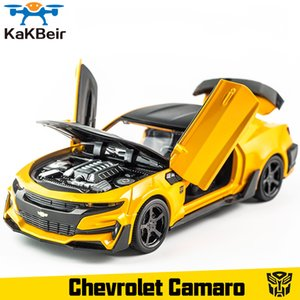 1 32 Diecasts & Toy Vehicles the fast and the Furious Chevrolet Camaro Car Model Collection Car Toys For Children Christmas Gift Z1124