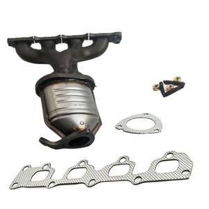 Exhaust Manifold Catalytic Converter fit For Chevy Malibu Saturn Aura Pontiac G6 2.4L 2004-2008