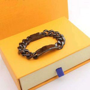 2021 New Titanium steel bracelets for Women and Men 4 Colors bracelet bangle for woman jewelry designers bracelet women gift free shipping