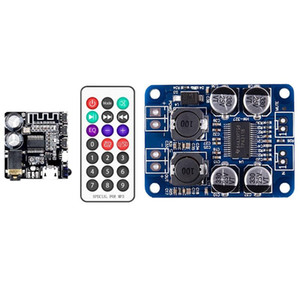 DC 8-26V TPA3118 PBBTL Mono Digital Board Module AMP avec VHM-314 Bluetooth 5.0 MP3 Decoder Decoder