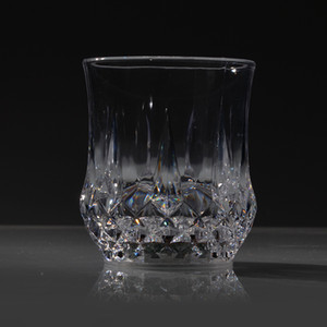 LED Wne Glasses Sensor Cup Colorful Luminous Wine Glasses LED Enter the Water and Light up Bar Supplies PPD3321
