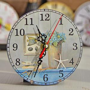 15styles! Mini decorative pendulum desk cute clock