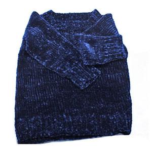 10pcs Velvet Fitary Crochet Texturizzato Poliestere Blended Cotton Cotton Fitary Coperta del bambino Suggerisci Ago 4mm-5mm W SQCRMO