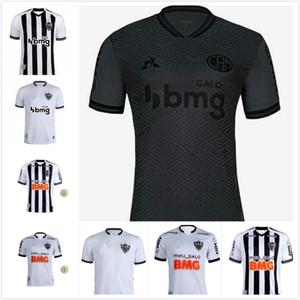 20 21 Atletico Mineiro Home Futbol Jersey Fred Cazares Otalo Moura Elias Robinho Valdivia Adilson Santos 2020 2021 Aways Third Futbol Gömlek