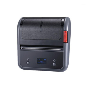 B3s thermal label printer clothing jewelry product price barcode sticker mobile phone Bluetooth smart portable mini printer1