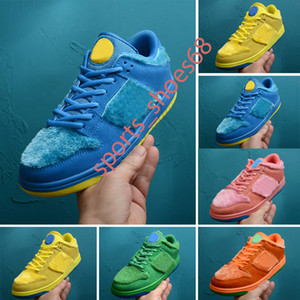 2021 Новые Баскетбольные Обувь Мужская Женская Скейтбордная Обувь Трэвис Бен и Джерри Джеррис Спортивные Данки Кроссовки Скоттс Тренер