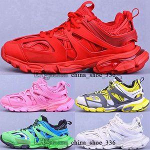 Спортивный шарп трек 3 кроссовки бегунов женская обувь мужские дизайнерские кроссовки кроссовки мужские роскоши роскошный триплер черный бегущий повседневная Schuhe Enfant