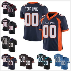 Özel Dikişli Futbol Forması Sporcunun Üniformaları Erkekler Kadınlar Çocuklar için İşlemeli Gömlek, Takım Adı Numarası Ekle lisafans003