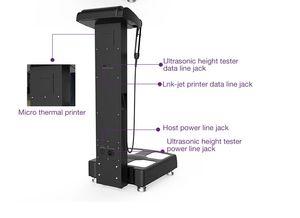 measures body machine   body mass index analyzer
