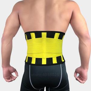 Elástico ajustable Doble Pull Fitness Corsé Back Cintura Trainer Cinturón Trimmer Adelgazante Banda de vientre Deportes Gorditas Entrenamiento Belt1