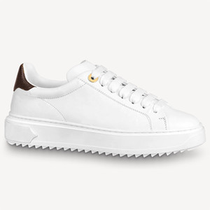 Zaman aşımı Sneakers Kadın Ayakkabı Hakiki Deri Kadın Rahat Ayakkabı Boyutu 35-42 Model HY3